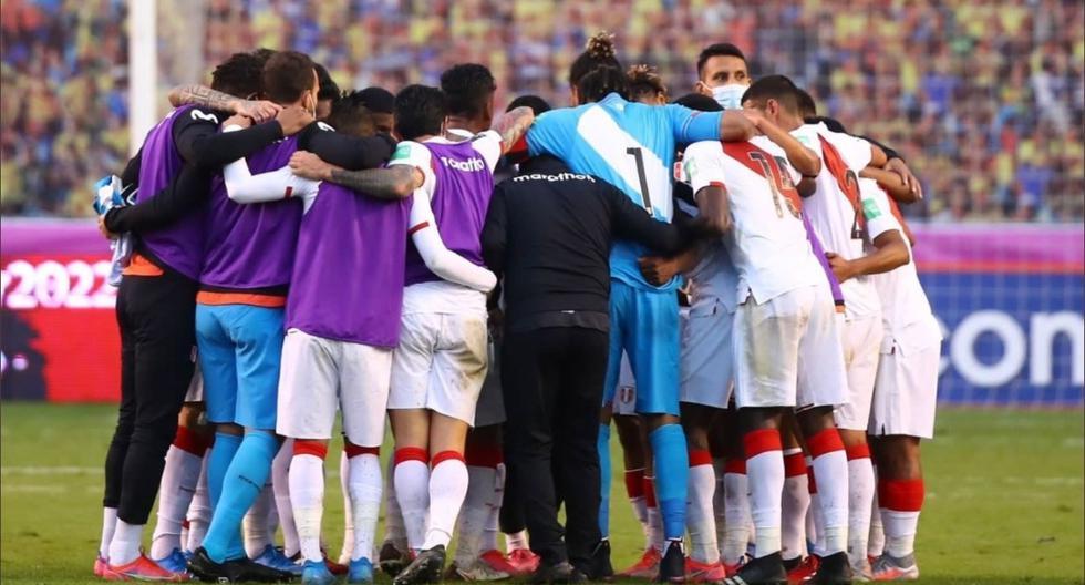 La selección peruana clasificó a Rusia 2018 con 26 puntos conseguidos. (Foto: FPF)
