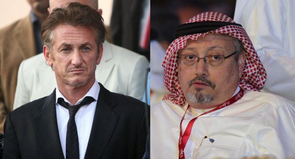 Por el momento, no han trascendido más detalles del este nuevo proyecto de Sean Penn sobre el asesinato del periodista Jamal Khashoggi. (Foto: EFE)
