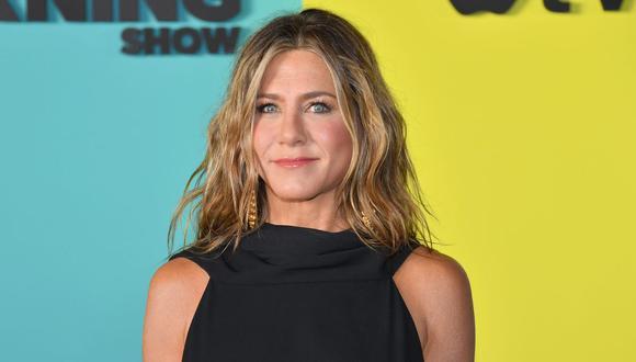 Jennifer Aniston siempre manifiesta en redes sociales su desconecto con la pandemia de coronavirus. (Foto: Angela Weiss / AFP)
