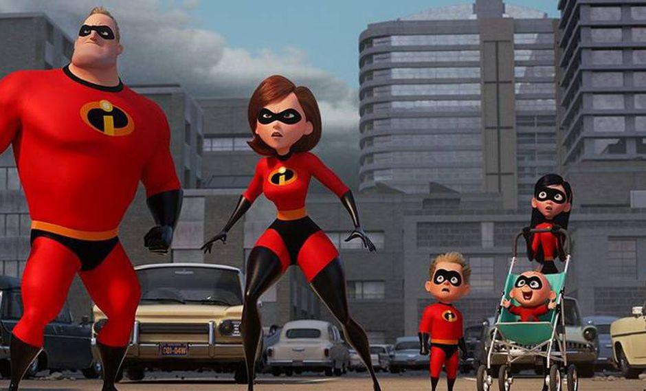 La primera película de 'Los Increíbles' puedes verla online gratis en Netflix, siempre y cuando sea usuario nuevo (Foto: Disney)
