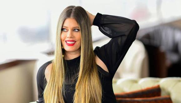 Lorna Cepeda, actriz colombiana. (Foto: Liliana Beraún)