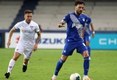Emelec empató 1-1 ante LDU de Quito por la Liga Pro de Ecuador