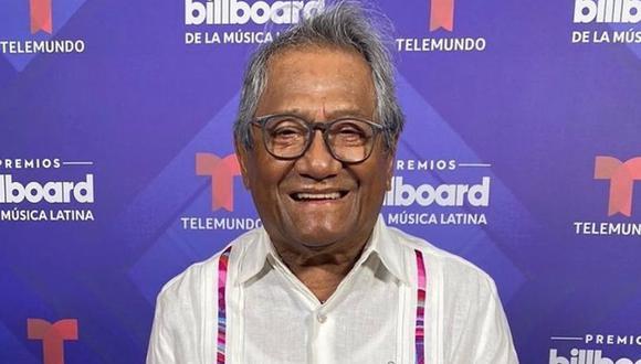 Familia de Armando Manzanero confirma la muerte del compositor a través de un comunicado. (Foto: @armandomanzaoficial)