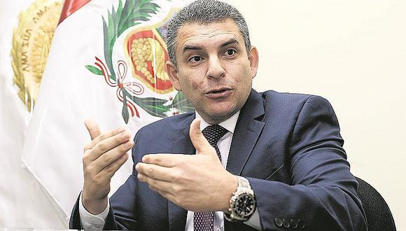 Rafael Vela precisó que muchas solicitudes de colaboración eficaz se han producido ante la existencia de un requerimiento de una prisión preventiva. (Foto: Difusión)