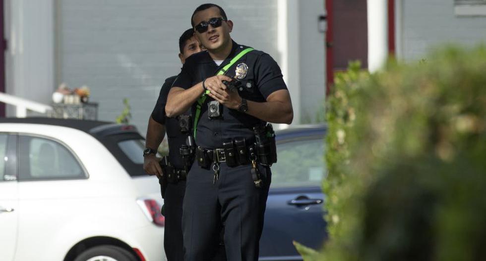 El sheriff William Snyder señaló que tal comportamiento no iba a ser tolerado. (Foto referencial: AFP/VALERIE MACON).