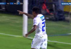 Silenció en Matute: el gol de Millonarios para el 2-1 ante Alianza Lima que dejó mal parado a Aldair Salazar [VIDEO]