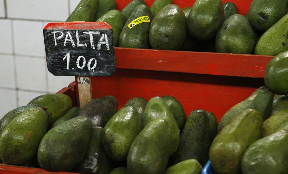 La palta fresca es el principal producto para la agroexportación peruana. (Foto: GEC)