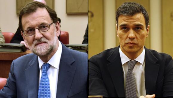 España: Rajoy votará contra la investidura de Pedro Sánchez