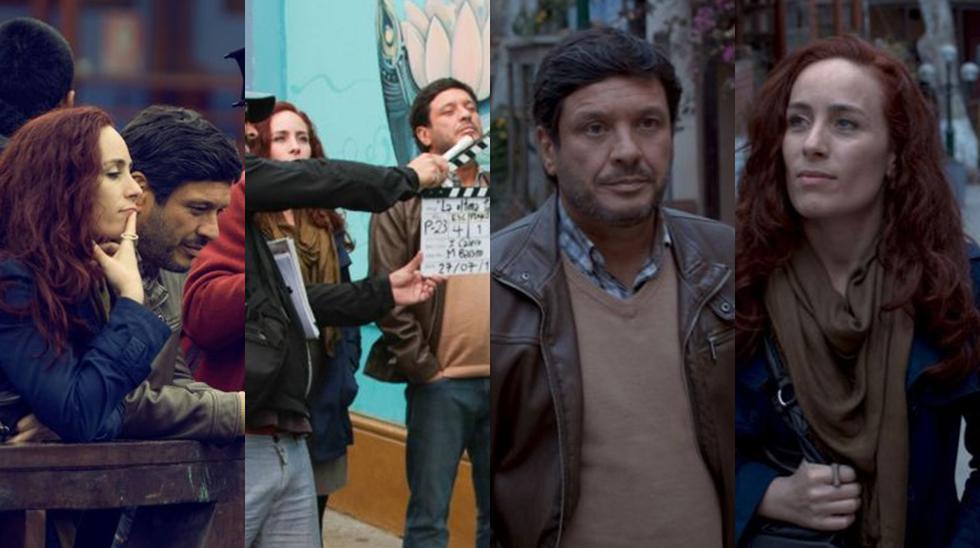 """""""La última tarde"""" tiene en los roles protagónicos a Lucho Cáceres y Katerina D'Onofrio. (Fotos: Difusión)"""