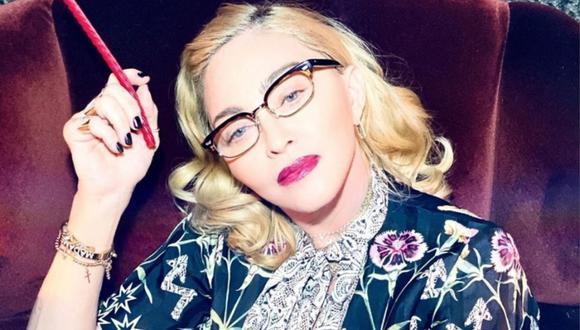 Madonna dirigirá y escribirá una película sobre su carrera. (Foto: @madonna)