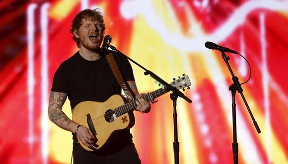 """Ed Sheeran es acusado de plagiar el tema """"Thinking Out Loud"""""""