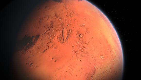 Marte es el próximo objetivo de las misiones tripuladas. (Foto: NASA)