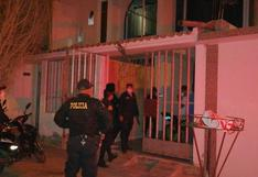 Piura: hallaron a militar y policía en vivienda que funcionaba como prostíbulo clandestino en pleno toque de queda