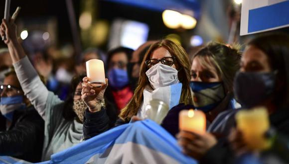 Coronavirus en Argentina | Últimas noticias | Último minuto: reporte de infectados y muertos hoy, lunes 28 de septiembre del 2020 | Covid-19 (Foto: RONALDO SCHEMIDT / AFP).