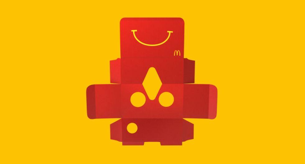 McDonald's convierte cajita feliz en visor de realidad virtual - 4