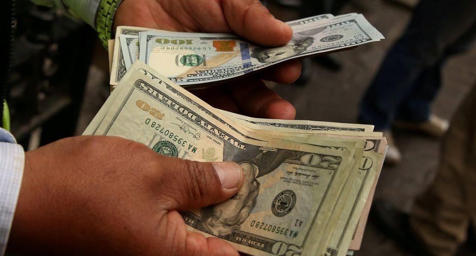 Precio del dólar en el Perú. (Foto: Reuters)