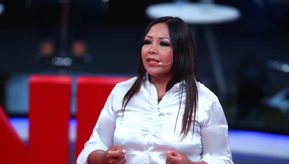 Comisión de Ética aprobó investigar a la congresista Cecilia García por agresiones verbales contra Mirtha Vásquez. (Foto: GEC)