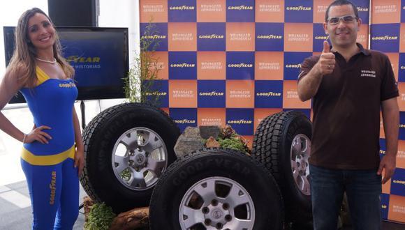 Goodyear lanzó la Wrangler Armortrac para camionetas
