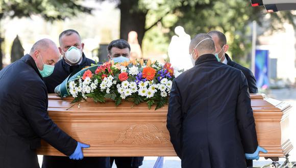 Coronavirus: Europa supera los 200.000 muertos por Covid-19 (Foto: Piero Cruciatti / AFP).