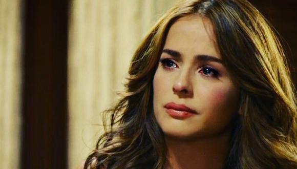 Danna García ha confesado el terrible momento que vivió al ser acosada por un conocido director de Hollywood (Foto: Telemundo)