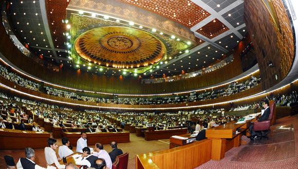 El Parlamento de Pakistán pide el ahorcamiento público de los violadores de niños. (AFP).