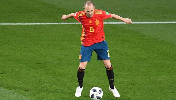 España empató de manera agónica contra Marruecos en el cierre de la fase de grupos de Rusia 2018. Su rival en octavos de final será el anfitrión de la Copa del Mundo. (Foto: AFP)