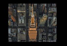 Las espectaculares imágenes de Nueva York desde el cielo
