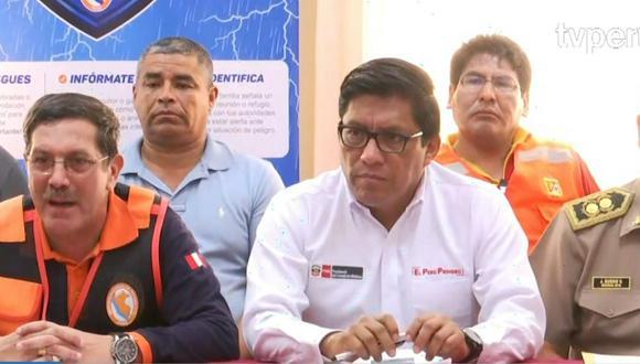 Vicente Zeballos (Foto: Captura TV Perú)