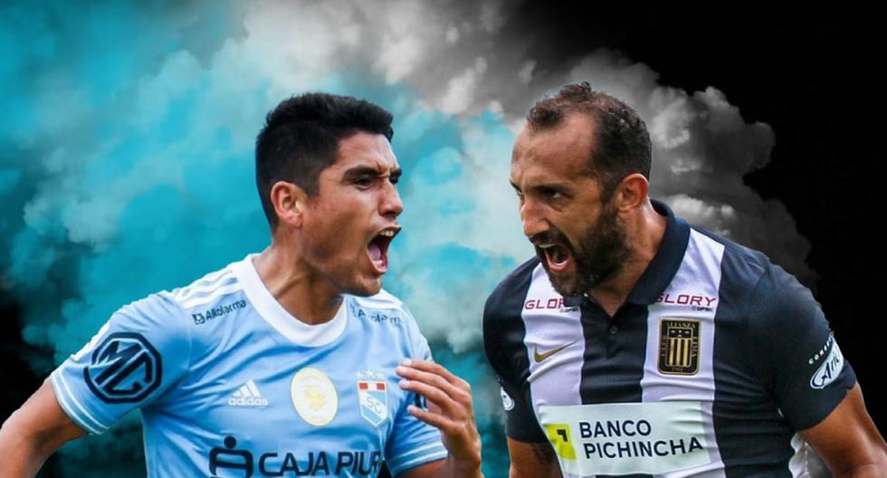 Sporting Cristal y Alianza Lima son los mejores equipos de la Liga 1. (Edición: GEC).