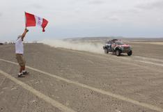 Dakar 2019: así disfrutan los aficionados el paso del rally