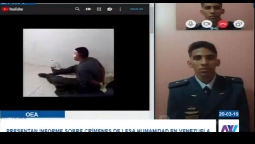 Venezuela: Ronald Dugarte, ex funcionario del Dgcim, revela videos de torturas y atrocidades en las prisiones de Nicolás Maduro.