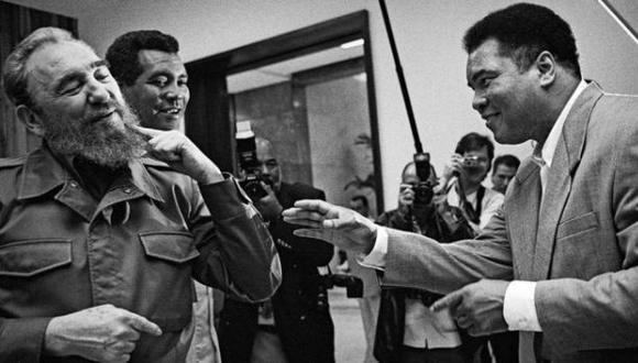 Muhammad Ali: el día que Fidel Castro retó al campeón del mundo