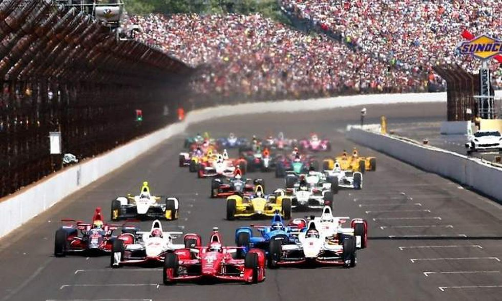 El circuito de Indianápolis recibió en aquella oportunidad a 250 mil fanáticos. (Foto. AP)