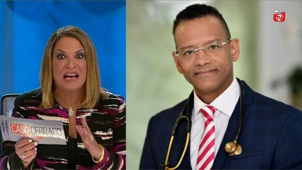 Misael González se hizo conocido por ser parte de 'Caso Cerrado'. (Foto: Miami TV)