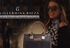 Bolsos Guillermina Baeza,una faceta diferente cada día