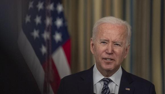 El presidente de Estados Unidos, Joe Biden. (Foto: Eric BARADAT / AFP).