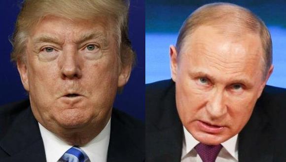 "Trump: Putin apoya a ""una persona realmente mala"" como Al Assad"