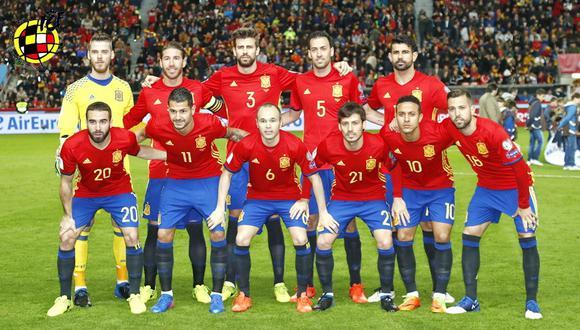 España vs. Alemania: selecciones disputarán amistoso virtual con jugadores de la selección mayor | Foto: RFEF