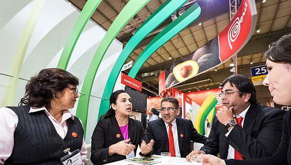 Delegación peruana logró US$90 millones en Fruit Logistica