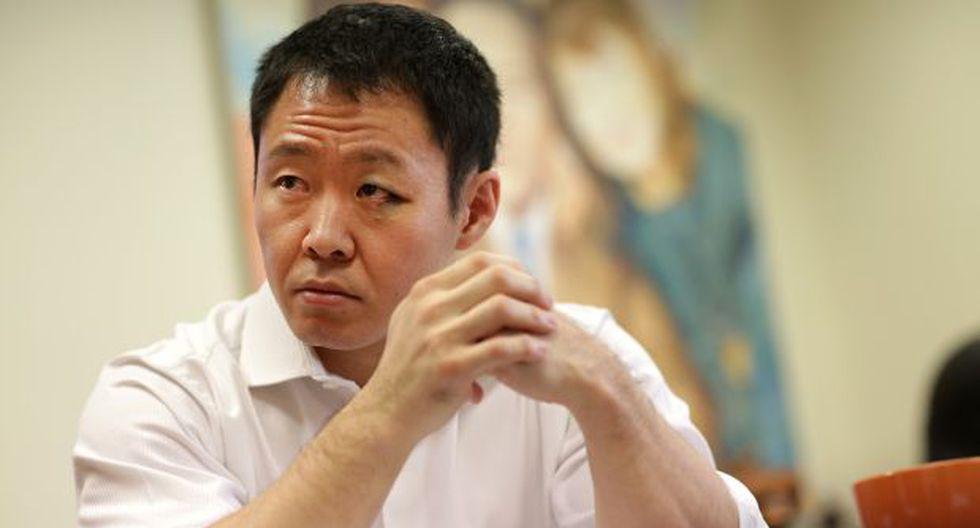 JEE evalúa exclusión de Kenji Fujimori por donación a policía