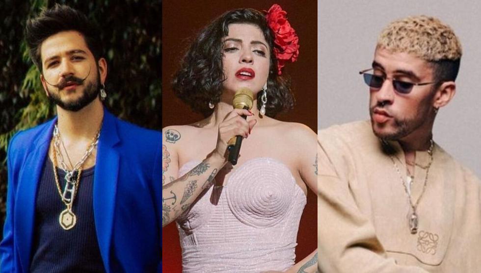 La edición 22 de los Latin Grammy se realizará el próximo 18 de noviembre enel MGM Grand Garden Arena de Las Vegas, Nevada (Estados Unidos) y ya conocemos la lista completa de nominados. Conoce aquí a los principales competidores de la gala musical. (Foto: Instagram/Composición)