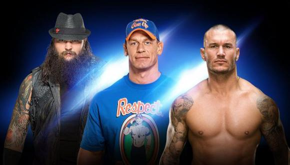 WWE SmackDown Live: revive todas las peleas de este martes