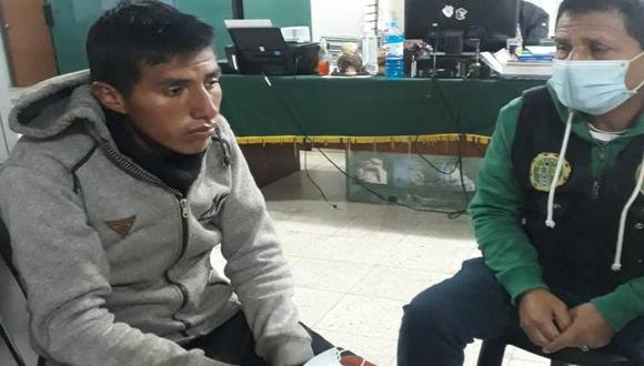 Tacna: soldado Arnold Carcausto pasó exámenes médicos y no presenta lesiones ni daño psicológico. (Foto archivo)