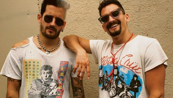 """""""Rifresh"""" es el segundo álbum de Mau y Ricky. (Foto: @mauyricky)"""