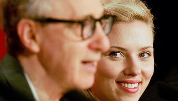 Scarlett Johansson habló sobre acusaciones contra Woody Allen