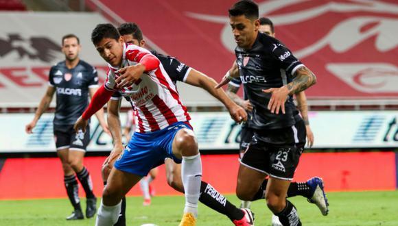 Chivas vs. Necaxa, por el repechaje de la Liga MX | Foto: @Chivas
