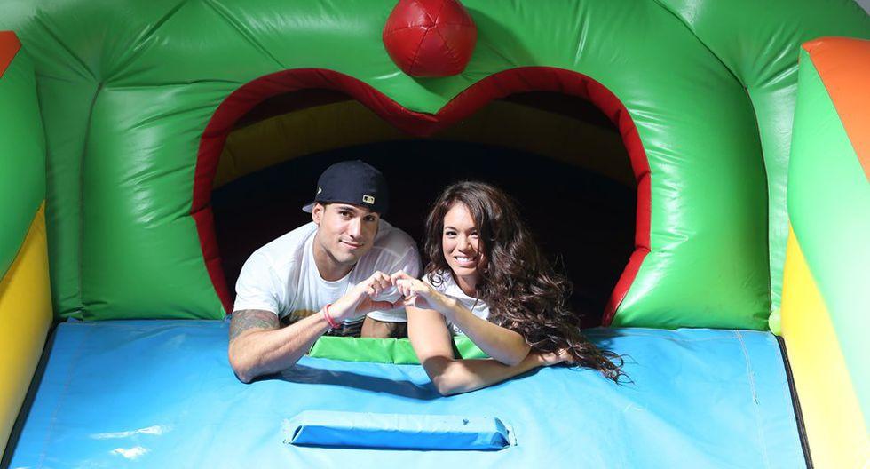 Jazmín Pinedo y Gino Assereto confirmaron el fin de su relación. Esta es su historia de amor (Foto: Instagram)