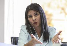 """Procuradora Silvana Carrión asegura que """"posición del Estado peruano es bastante solvente"""" sobre extradición de Alejandro Toledo"""