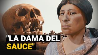 La Dama del Sauce: La joven hilandera que vivió hace 600 años y que maravilla a los arqueólogos