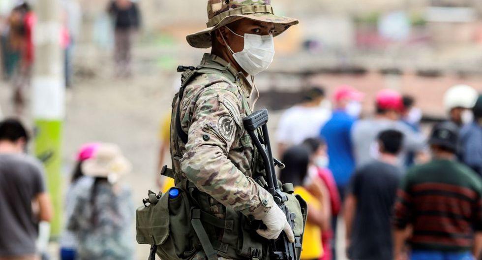 La cuarentena en el Perú fue ampliada hasta el domingo 10 de mayo para evitar la propagación del COVID-19 (Foto: EFE)